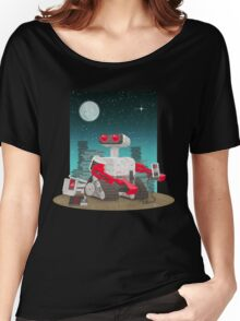 ROB-E! Women's Relaxed Fit T-Shirt