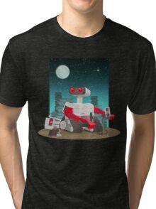 ROB-E! Tri-blend T-Shirt