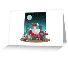 ROB-E! Greeting Card