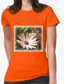The Flowers of Grace Womens Fitted T-Shirt