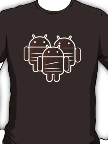 Sankara Droids (No Text) T-Shirt
