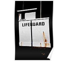 Life guard Poster