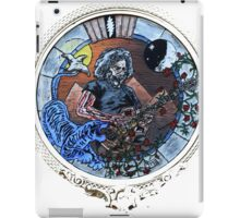 """Grateful Dead Jerry Garcia """"Mountains of the Moon""""  iPad Case/Skin"""