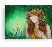 Mother-Earth Canvas Print