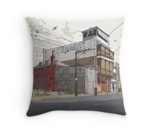 Ripple Studios Throw Pillow