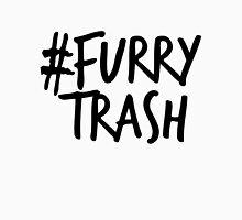 #FurryTrash -black- Unisex T-Shirt