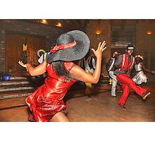 South Africa Dance Photographic Print