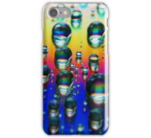waterdrops iPhone Case/Skin
