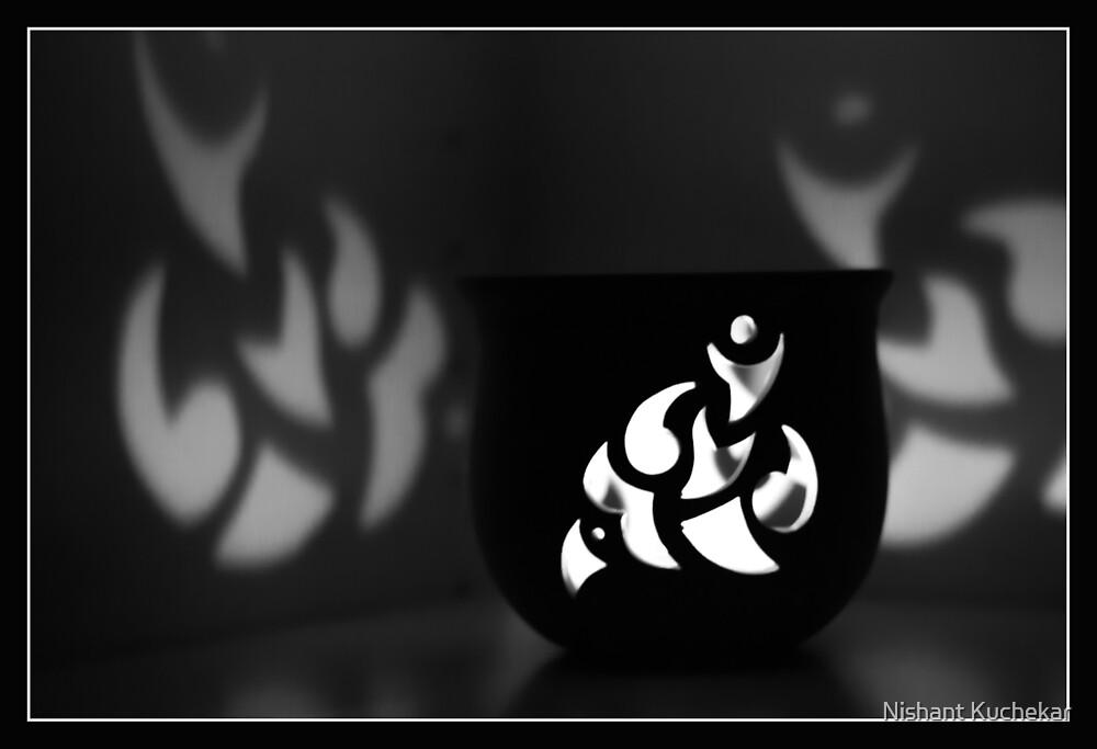 Light and Dark II by Nishant Kuchekar