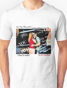 The Last Five Years Shiksa Goddess Unisex T-Shirt