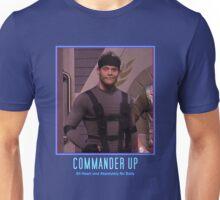 Up Demotivator Unisex T-Shirt