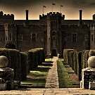 Herstmonceux Castle and Gardens by Dean Messenger