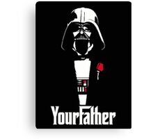 Your Father Canvas Print