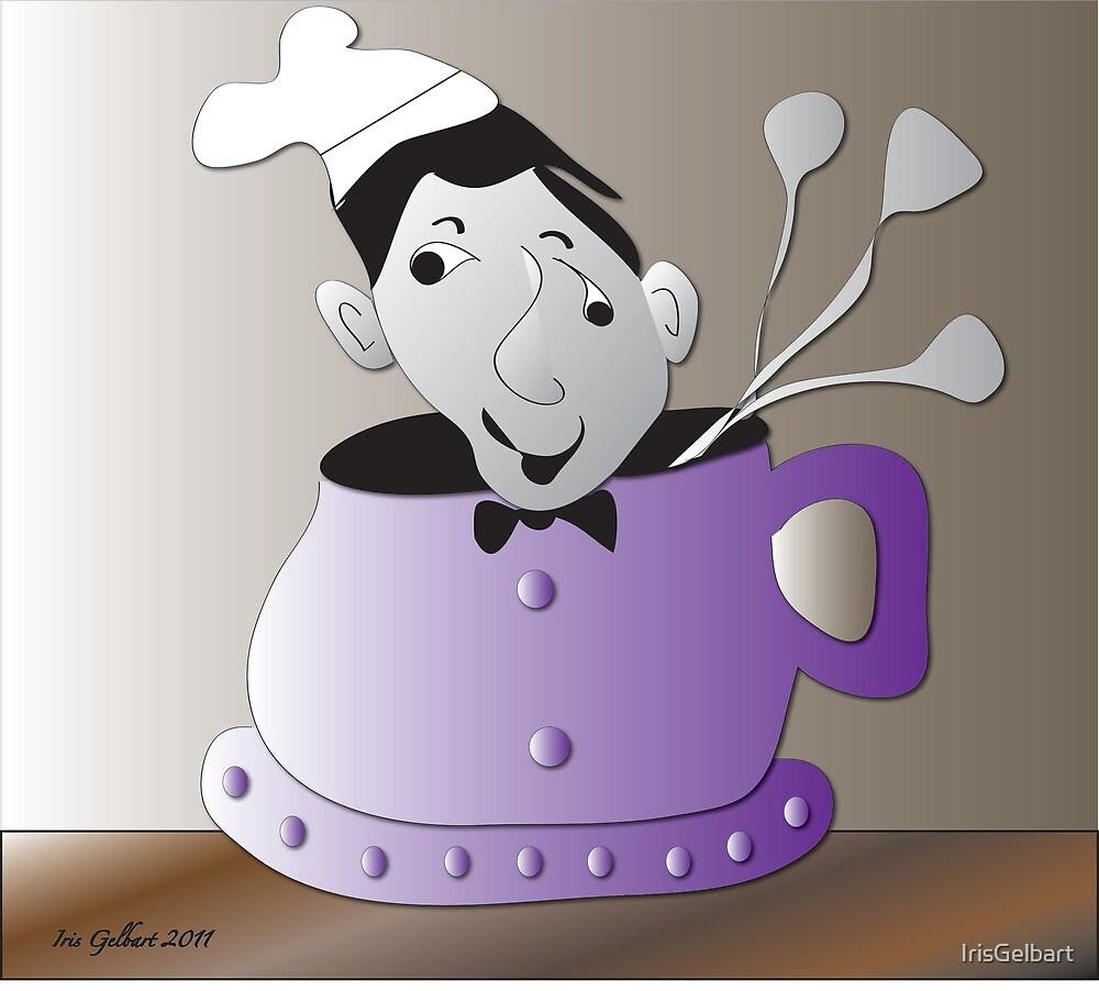 The Chef by IrisGelbart