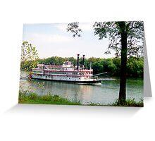The Belle of Cincinnati Greeting Card