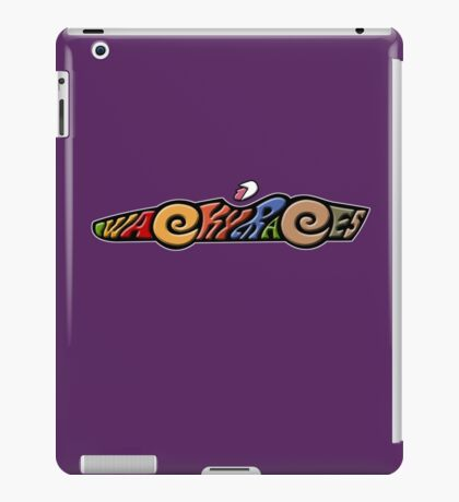Wacky Races iPad Case/Skin