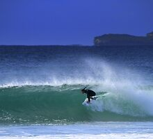 Tyler Wright - Culburra Beach by Noel Elliot