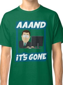 And it's gone - South Park Classic T-Shirt