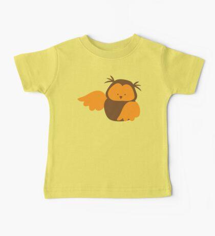 Super cute Kawaii Chibi owl Baby Tee