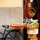 Italian Storefront by Rae Tucker