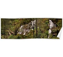 Triplet Falls in the Otways - Victoria Poster
