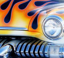 Mercury on Fire by Daniel Sawyer