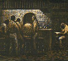 Kings Cross Pub by Edmund Hodges