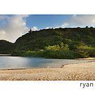 Waimea Bay, Oahu Hawaii by Ryan Epstein