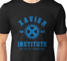 Xavier Institute (Blue) Unisex T-Shirt