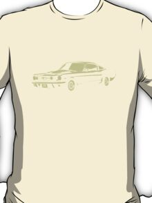 1965 Ford Mustang Fastback Cammer T-Shirt
