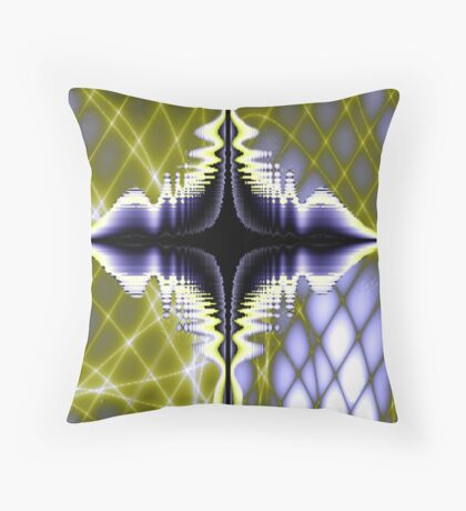 """""""Measure of Time"""" Throw Pillow"""