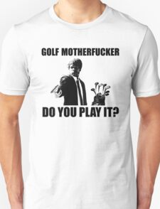 Funny Golf Shirt T-Shirt