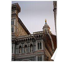 Florence Duomo Poster