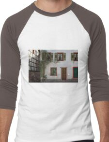 Facade Men's Baseball ¾ T-Shirt