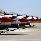Thunderbirds by flyfish70