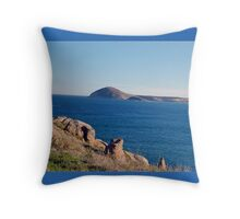Victor Harbor Throw Pillow