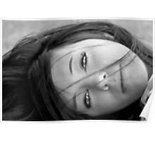 Lori Wells Photography-Model Tiffany Poster