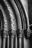 Smithsonian Arches by Inge Johnsson