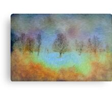 Monet's playground Metal Print