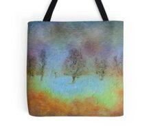 Monet's playground Tote Bag
