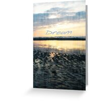 Dream - JUSTART © Greeting Card