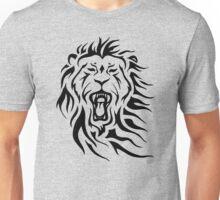 Lion Design Unisex T-Shirt