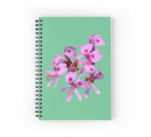 Wildflower Spiral Notebook
