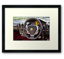 The Sporty Look Framed Print