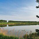 Dijkwater by Adri  Padmos