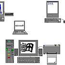 Computer Progress by JPPreston