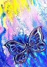 Cosmic Butterfly by Linda Callaghan