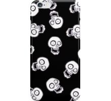 Scaredy Skulls iPhone Case/Skin