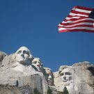 Mount Rushmore, South Dakota by Justine Armstrong