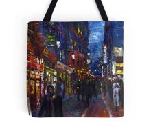 Paris Quartier Latin Tote Bag